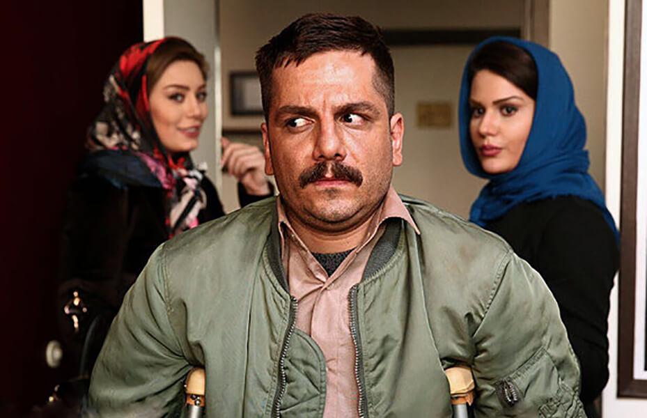 عباس غزالی در فیلم همه چی عادیه