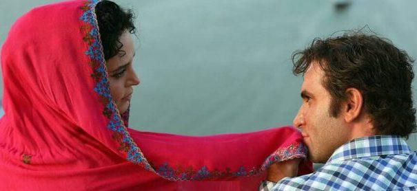 هوتن شکیبا و الناز شاکر دوست در فیلم شبی که ماه کامل شد