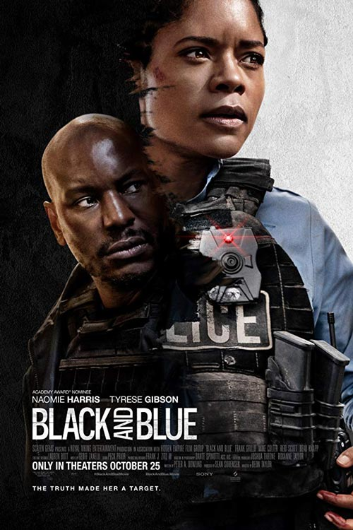 فیلم Black and Blue 2019