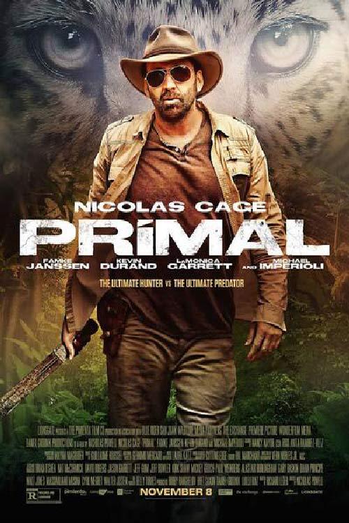 دانلود فیلم Primal 2019 (فیلم وحشی)