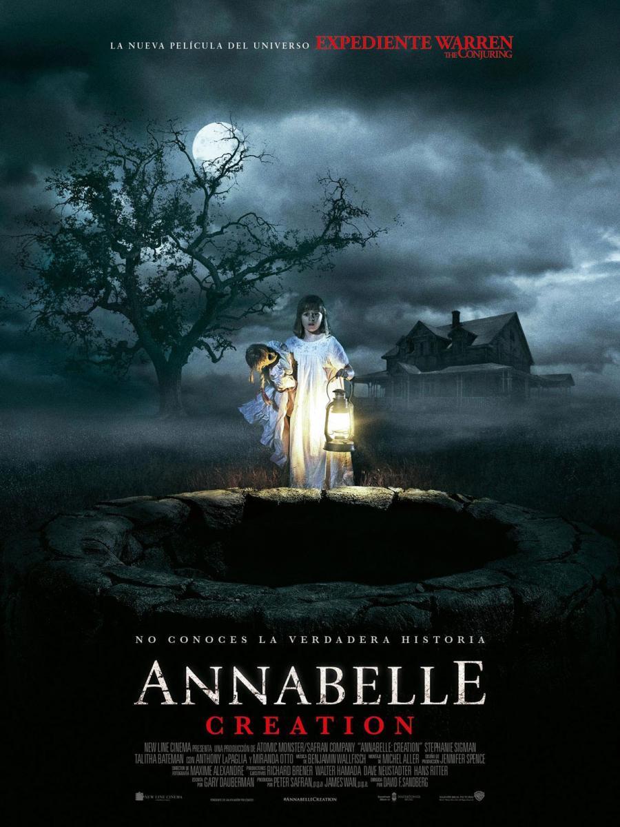 دانلود فیلم آنابل: آفرینش Annabelle: Creation 2017 دوبله