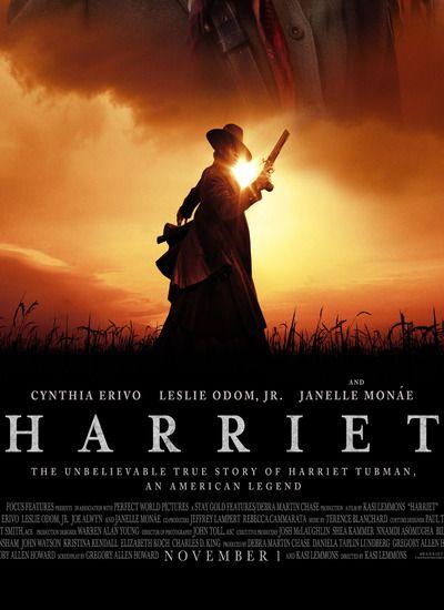 دانلود فیلم هریت دوبله فارسی Harriet 2019