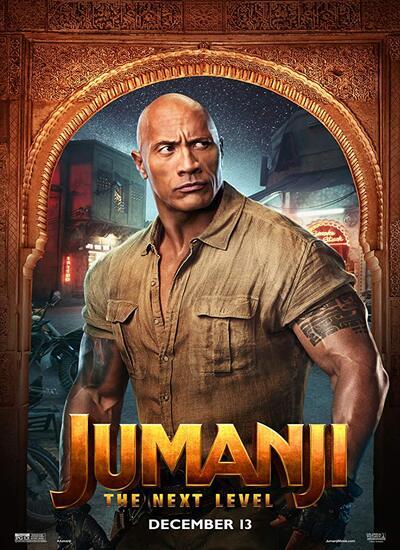 دانلود فیلم جومانجی 3 2019 Jumanji The Next Level