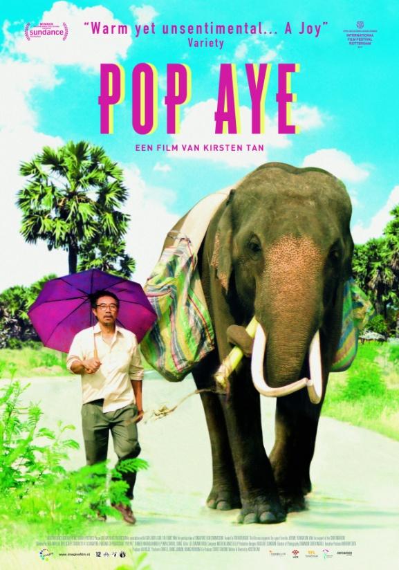 دانلود فیلم پاپ آی Pop Aye 2017 دوبله فارسی