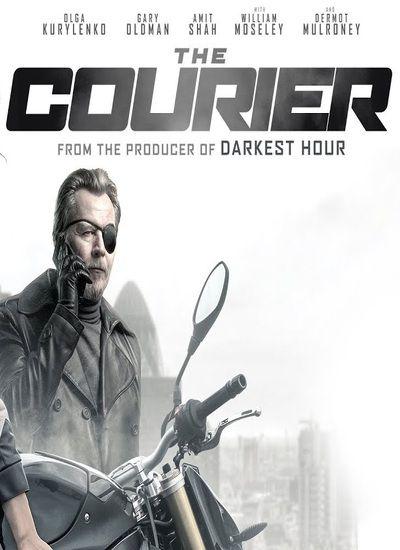 دانلود فیلم پیک دوبله فارسی The Courier 2019