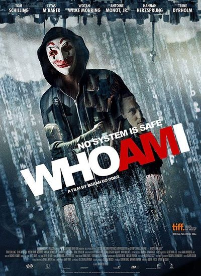 دانلود فیلم من کی هستم Who Am I 2014 دوبله فارسی