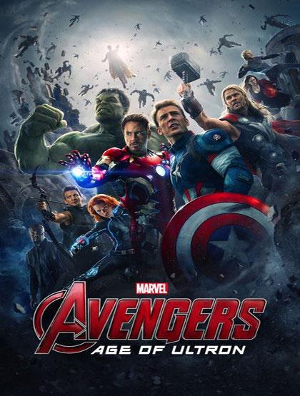 دانلود فیلم انتقام جویان عصر اولتران Avengers Age of Ultron 2015 دوبله فارسی