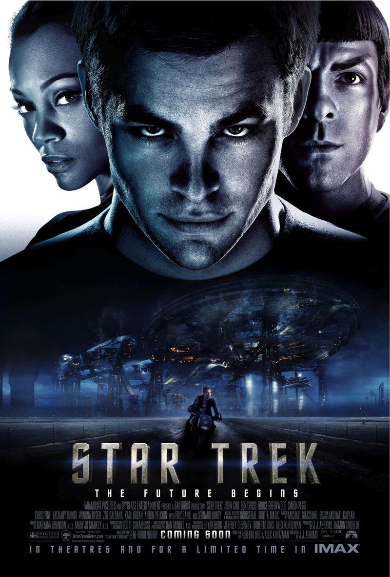 دانلود فیلم پیشتازان فضا دوبله فارسی Star Trek 2009