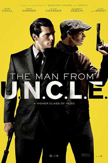 دانلود فیلم The Man from U N C L E 2015 دوبله فارسی