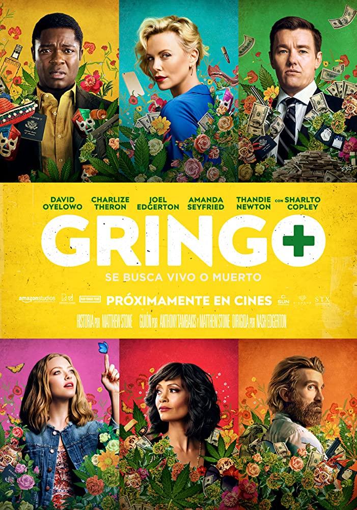 دانلود فیلم گرینگو Gringo 2018