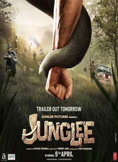 فیلم جنگلی Junglee 2019