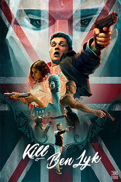 دانلود فیلم مرگ بن لیک Kill Ben Lyk 2018