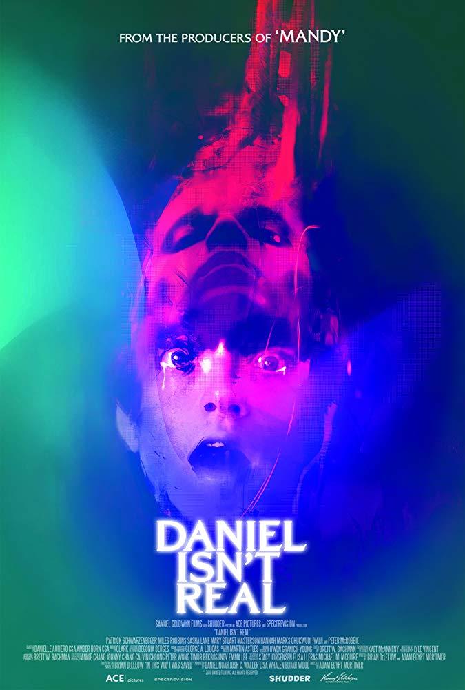 دانلود فیلم دنیل واقعی نیست Daniel Isn't Real 2019 زیرنویس فارسی