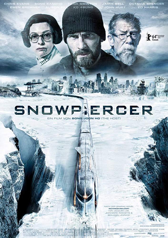 دانلود فیلم قطار یخ شکن Snowpiercer 2013 زیرنویس فارسی