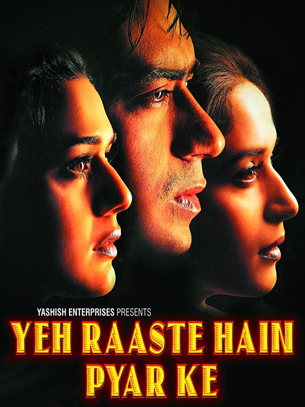 دانلود فیلم راه دیگری برای محبت Yeh Raaste Hain Pyaar Ke 2001 دوبله فارسی