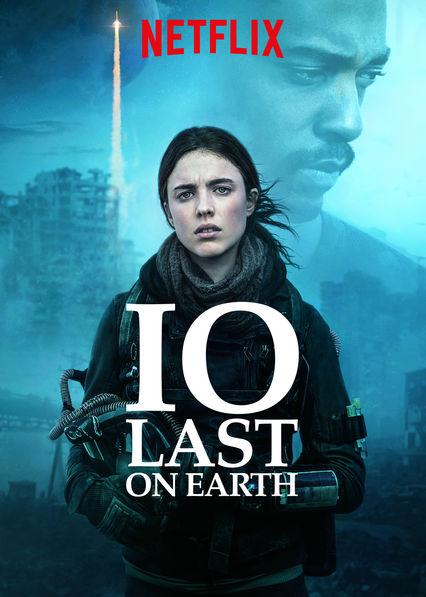 فیلم آی او IO 2019