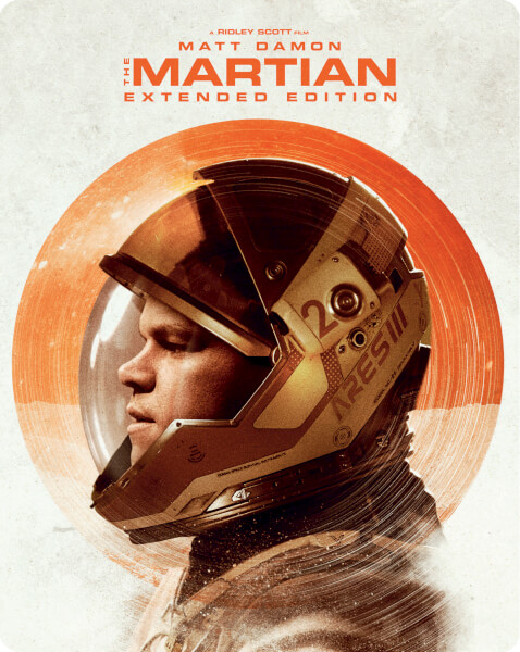 دانلود فیلم مریخی The Martian 2015 دوبله فارسی