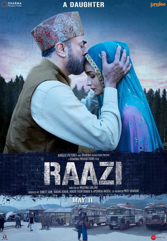 فیلم هندی راضی Raazi 2018