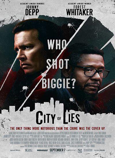 دانلود فیلم شهر دروغ ها City of Lies 2018