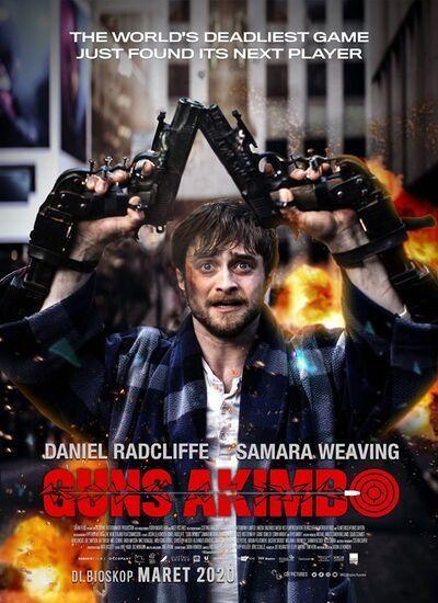 دانلود فیلم اسلحه های آکیمبو