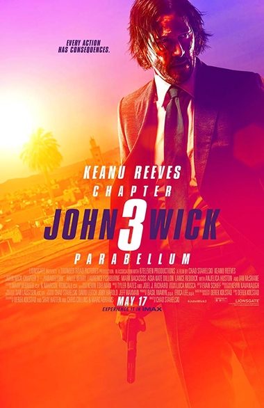 دانلود فیلم جان ویک ۳ John Wick 3 2019