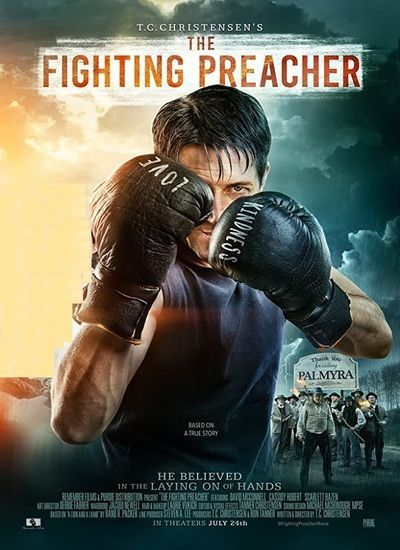 دانلود فیلم واعظ مبارز The Fighting Preacher 2019