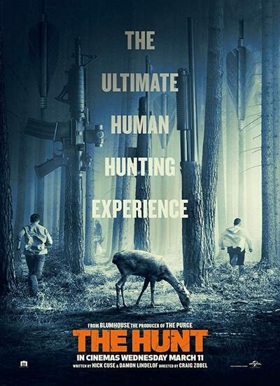 دانلود فیلم شکار The Hunt 2020