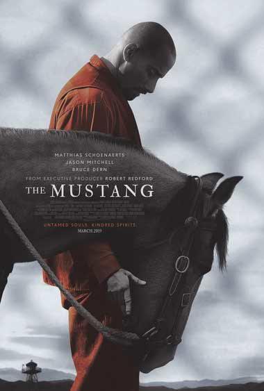 دانلود فیلم موستانگ The Mustang 2019