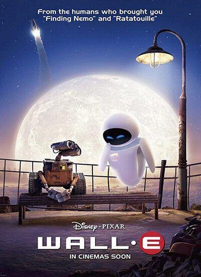 دانلود انیمیشن وال ای دوبله فارسی 2008 WALL-E