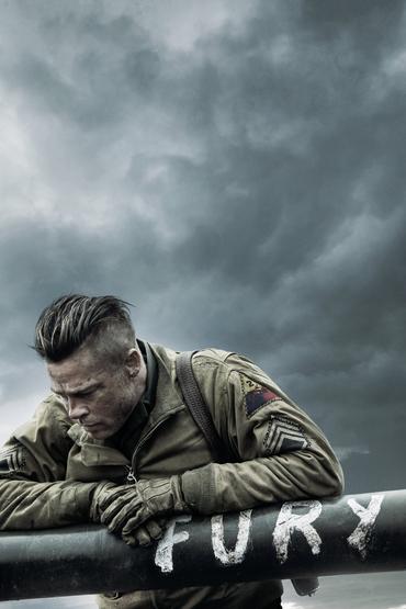 دانلود فیلم خشم Fury 2014