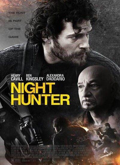 دانلود فیلم شکارچی شب 2018 Night Hunter