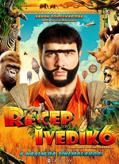 دانلود فیلم رجب ایودیک 6 - Recep Ivedik 6 2019