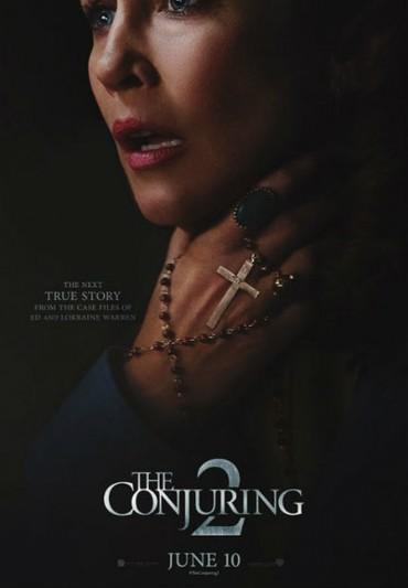 دانلود فیلم احضار 2 The Conjuring 2 2016