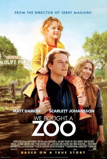 دانلود فیلم ما باغ وحش خریدیم We Bought a Zoo 2011