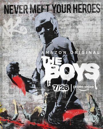 دانلود سریال پسر ها The Boys