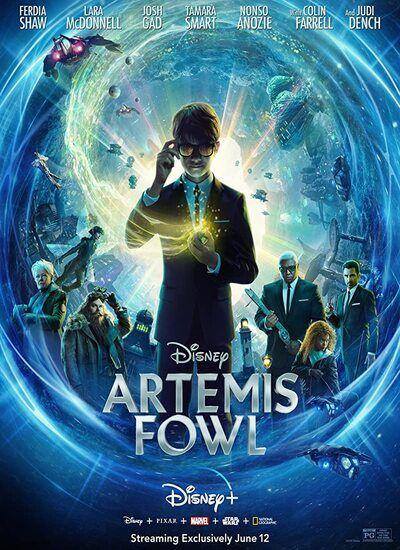 دانلود فیلم آرتمیس فاول Artemis Fowl 2020