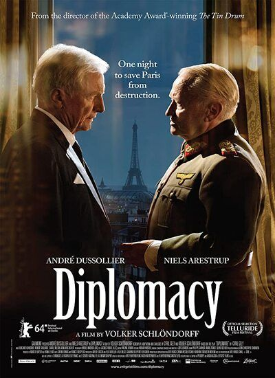 دانلود فیلم دیپلماسی Diplomacy 2014