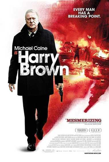 دانلود فیلم هری براون دوبله فارسی Harry Brown 2009
