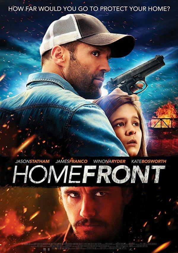 دانلود فیلم جبهه خودی دوبله فارسی Homefront 2013
