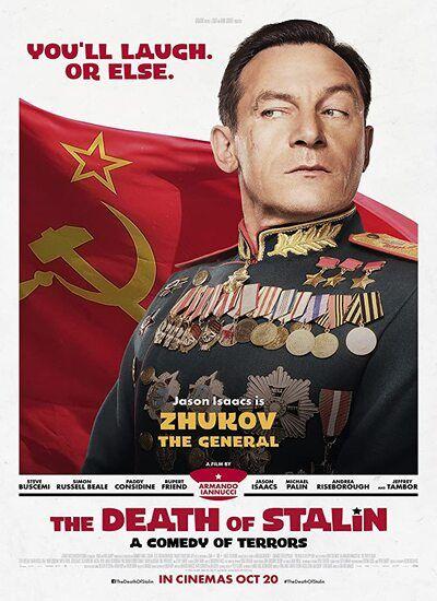 دانلود فیلم مرگ استالین دوبله فارسی The Death of Stalin 2017