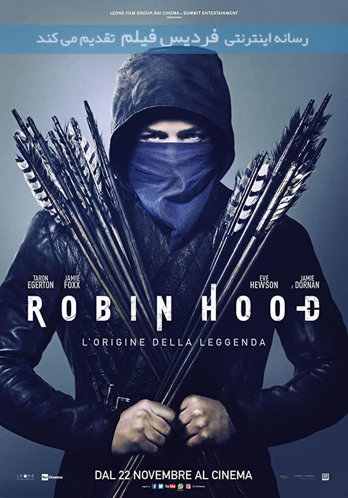 دانلود فیلم رابین هود 2018 Robin Hood