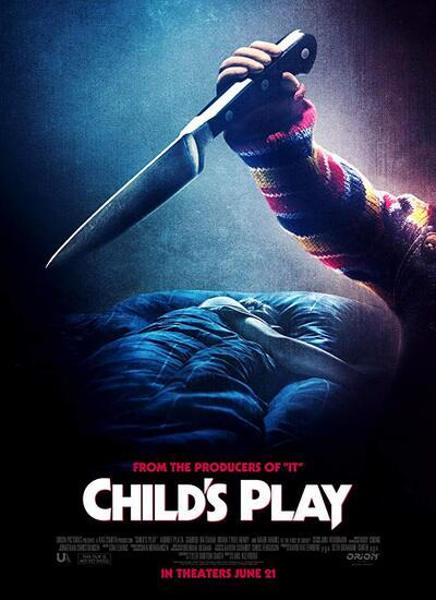 دانلود فیلم بازی بچگانه 2019 Childs Play دوبله فارسی