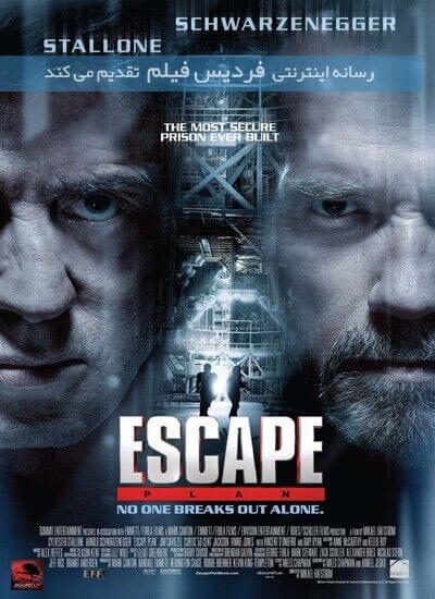 دانلود فیلم نقشه فرار Escape Plan 2013 دوبله فارسی