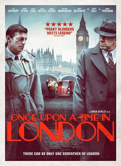 دانلود فیلم روزی روزگاری در لندن 2019 Once Upon A Time In London دوبله فارسی