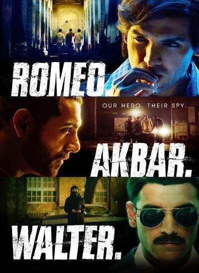 دانلود فیلم رومئو اکبر والتر 2019 Romeo Akbar Walter دوبله فارسی