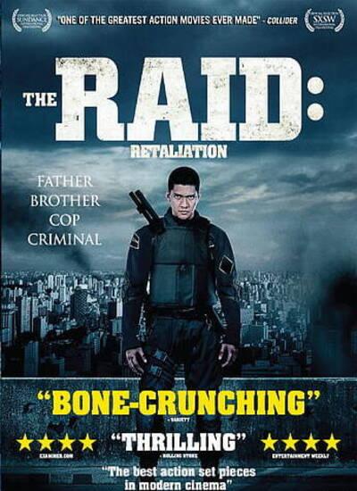 دانلود فیلم یورش 1 دوبله فارسی The Raid: Redemption 2011