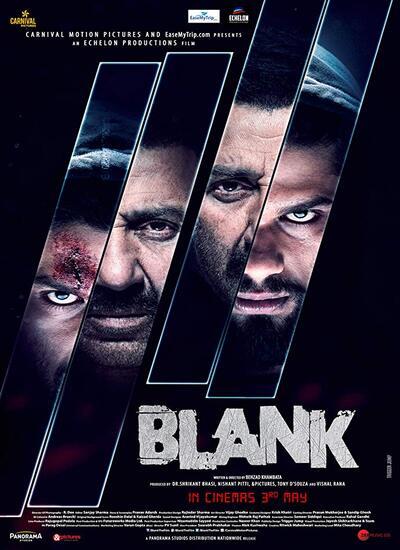 دانلود فیلم هندی خالی دوبله فارسی 2019 Blank
