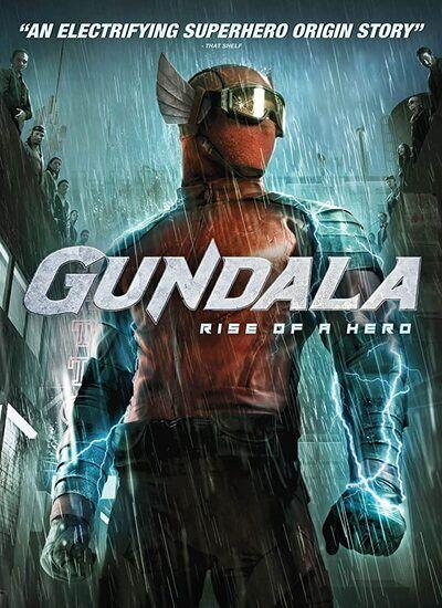 دانلود فیلم گوندالا دوبله فارسی Gundala 2019