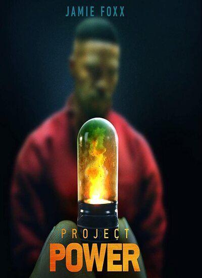 دانلود فیلم پروژه قدرت دوبله فارسی Project Power 2020