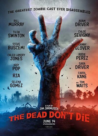 دانلود فیلم مردگان نمی میرند دوبله فارسی 2019 The Dead Dont Die